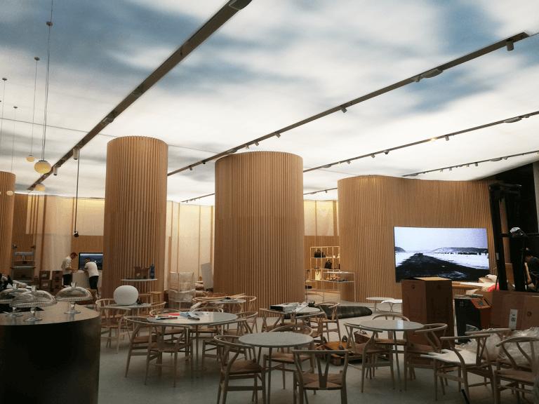 Volvo Studio Milan, Italy